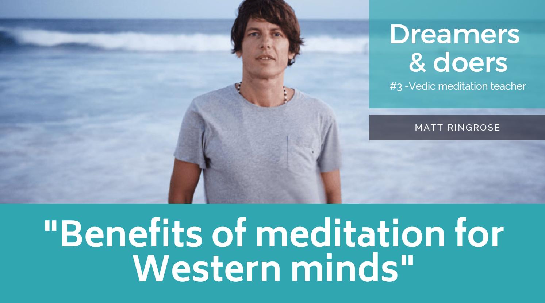 Copy of Vedic Meditation Teacher