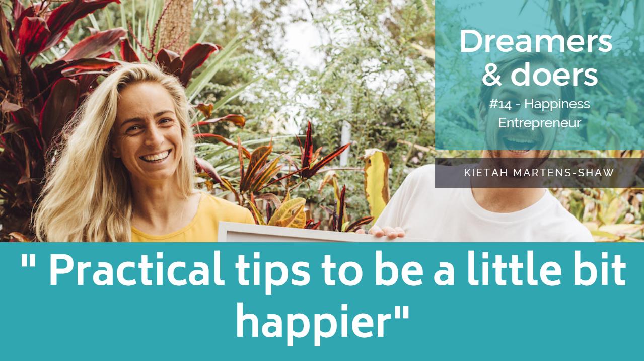Copy of Happiness Entrepreneur