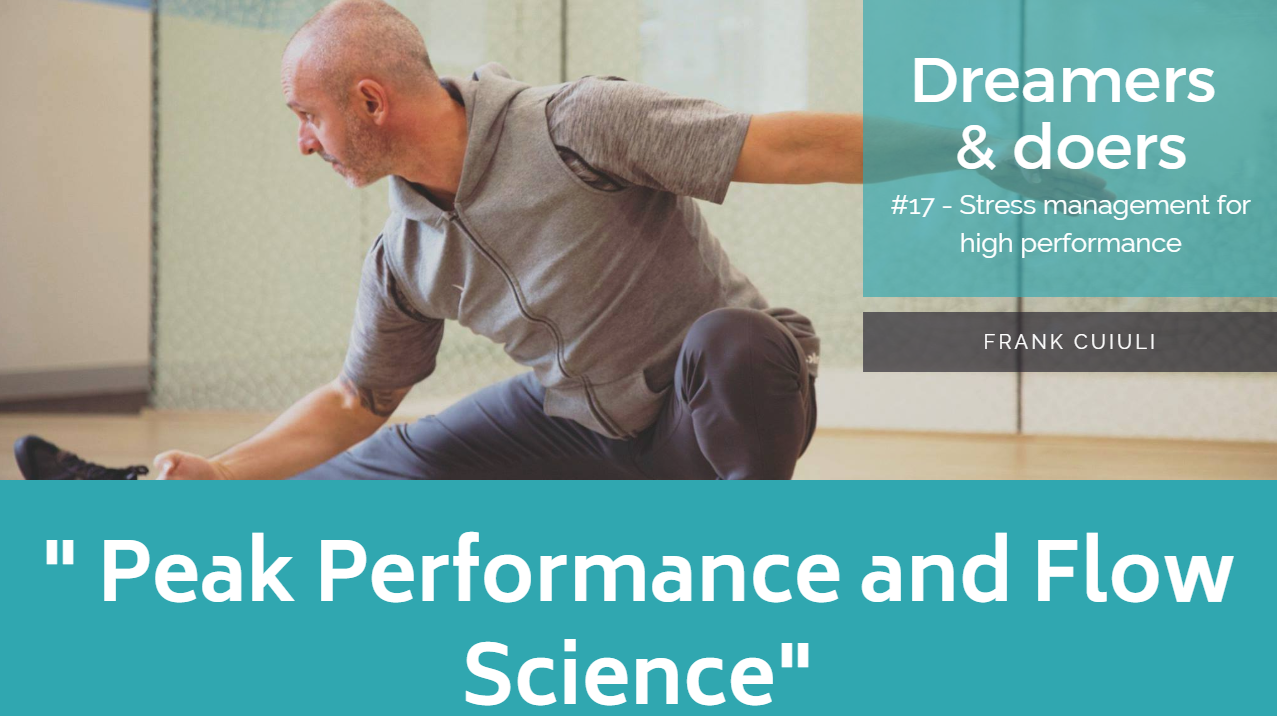 Copy of Stress management for high performance