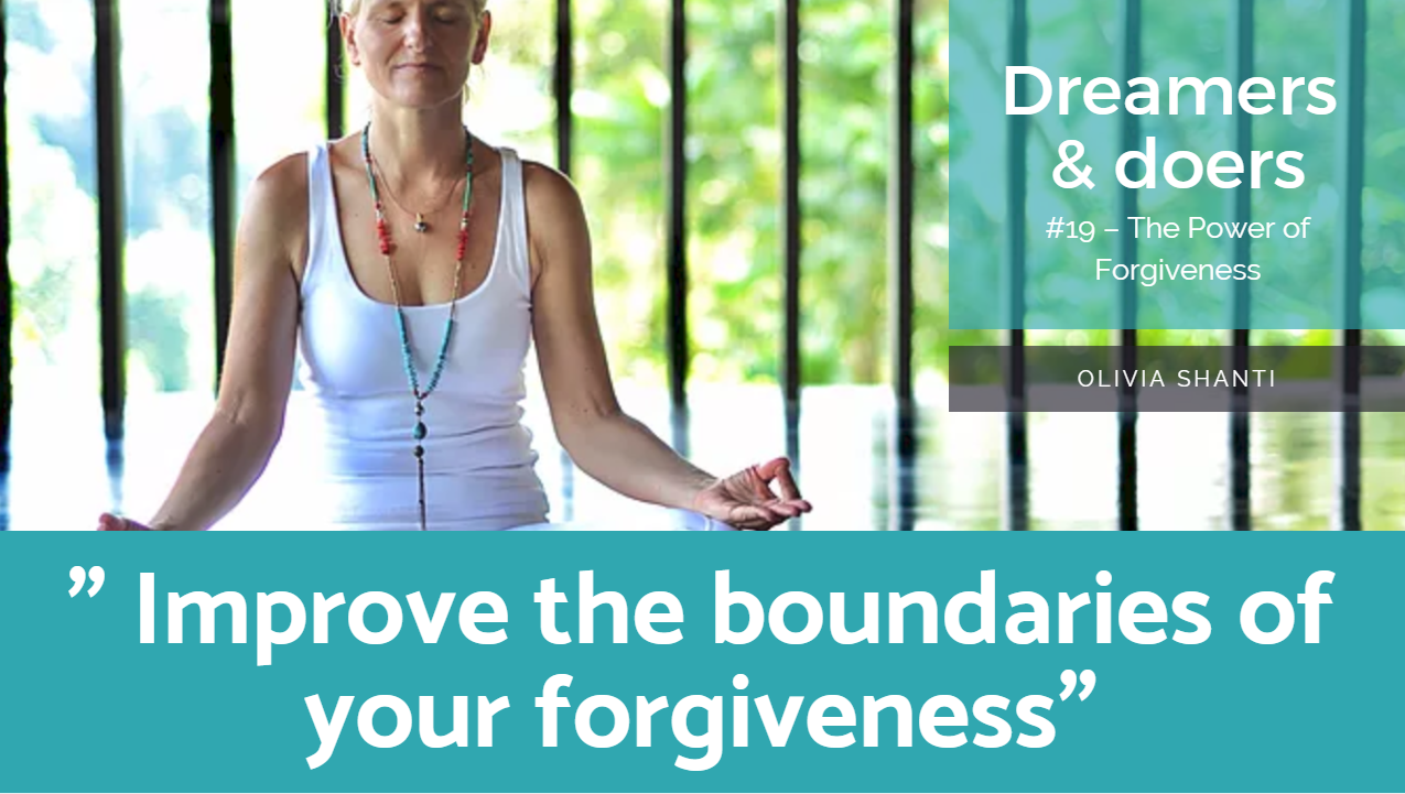 Copy of The Power of Forgiveness