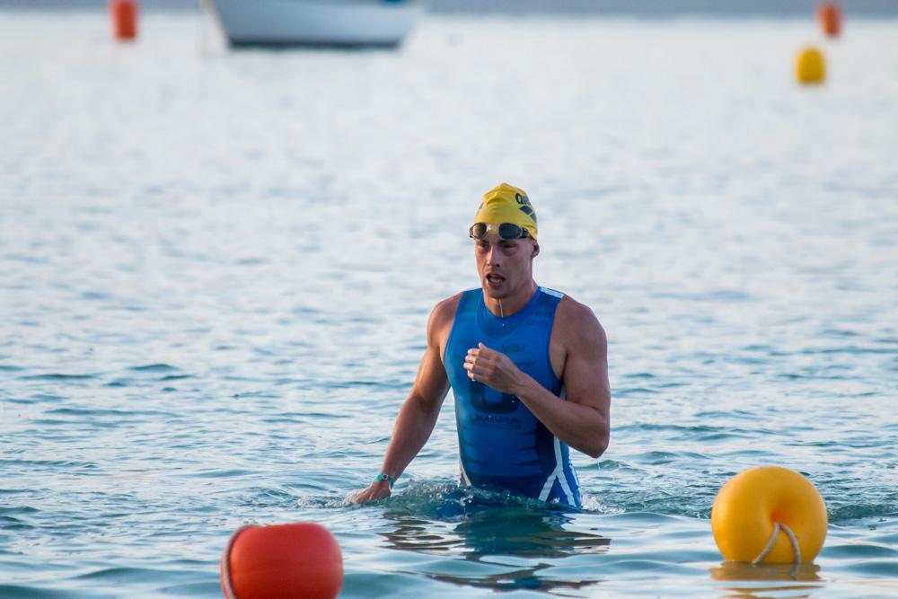 Ironman Mallorca 2015. Fick avbrytas pga ryggproblem och därefter hade jag många veckors vila framför mig.