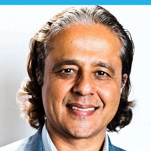 Nizar Lavji, Vice President of MergeIt Solutions -