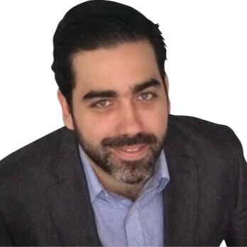Alejandro Sanchez, Chile Division Representative -