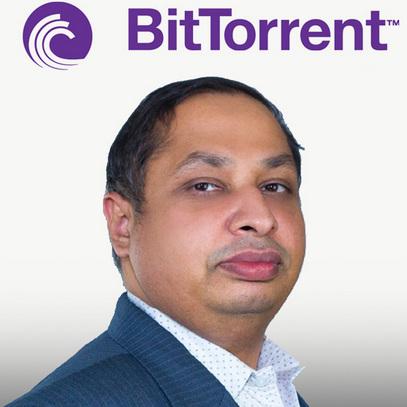 Navdeep Garg ,  Technical Specialist at BitTorrent