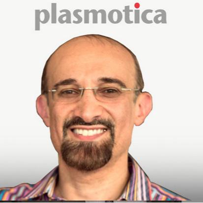 Ned Saleh, PhD, Founder of Plasmotica -