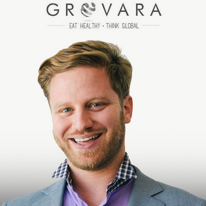Peter Groverman, CEO of Grovara -