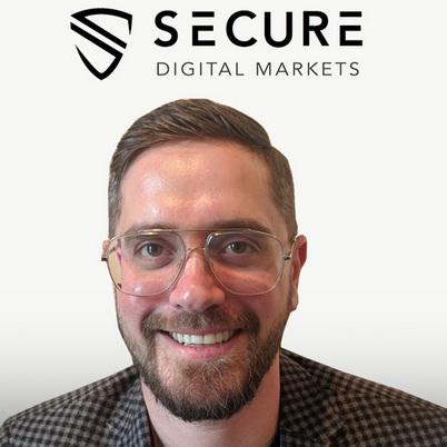 David Shafrir, CEO of Secure Digital Markets -