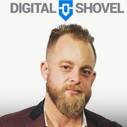 Scott Johnson, CEO of Digital Shovel -