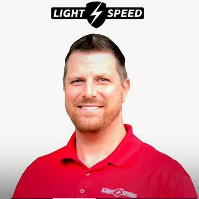 Joshua Holmes, Founder and CEO of LightSpeed -