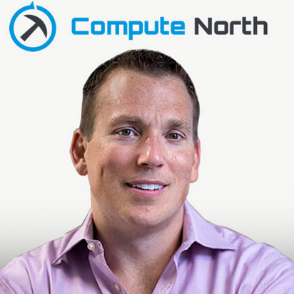 Dave Perrill, Founder and CEO of ComputeNorth -