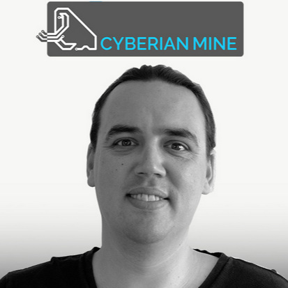 Rasmus Hojland, Community Manager for CyberianMine -