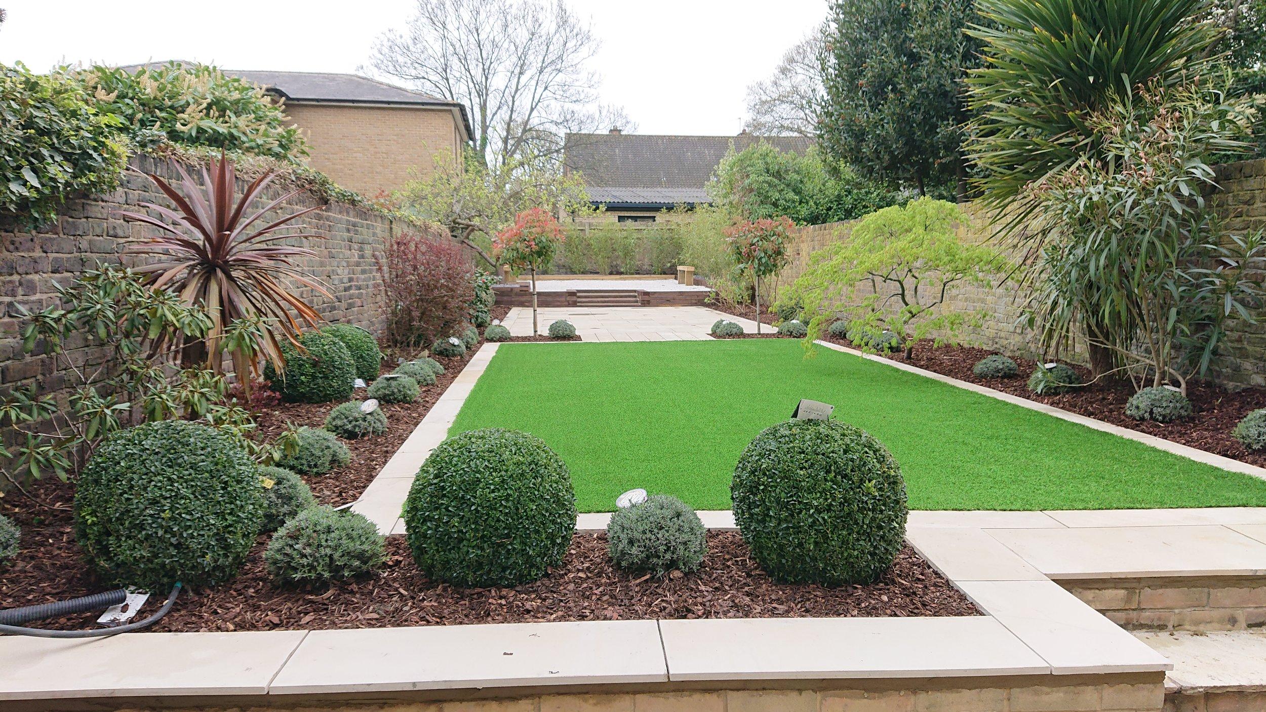 Contemporary Garden Design - London