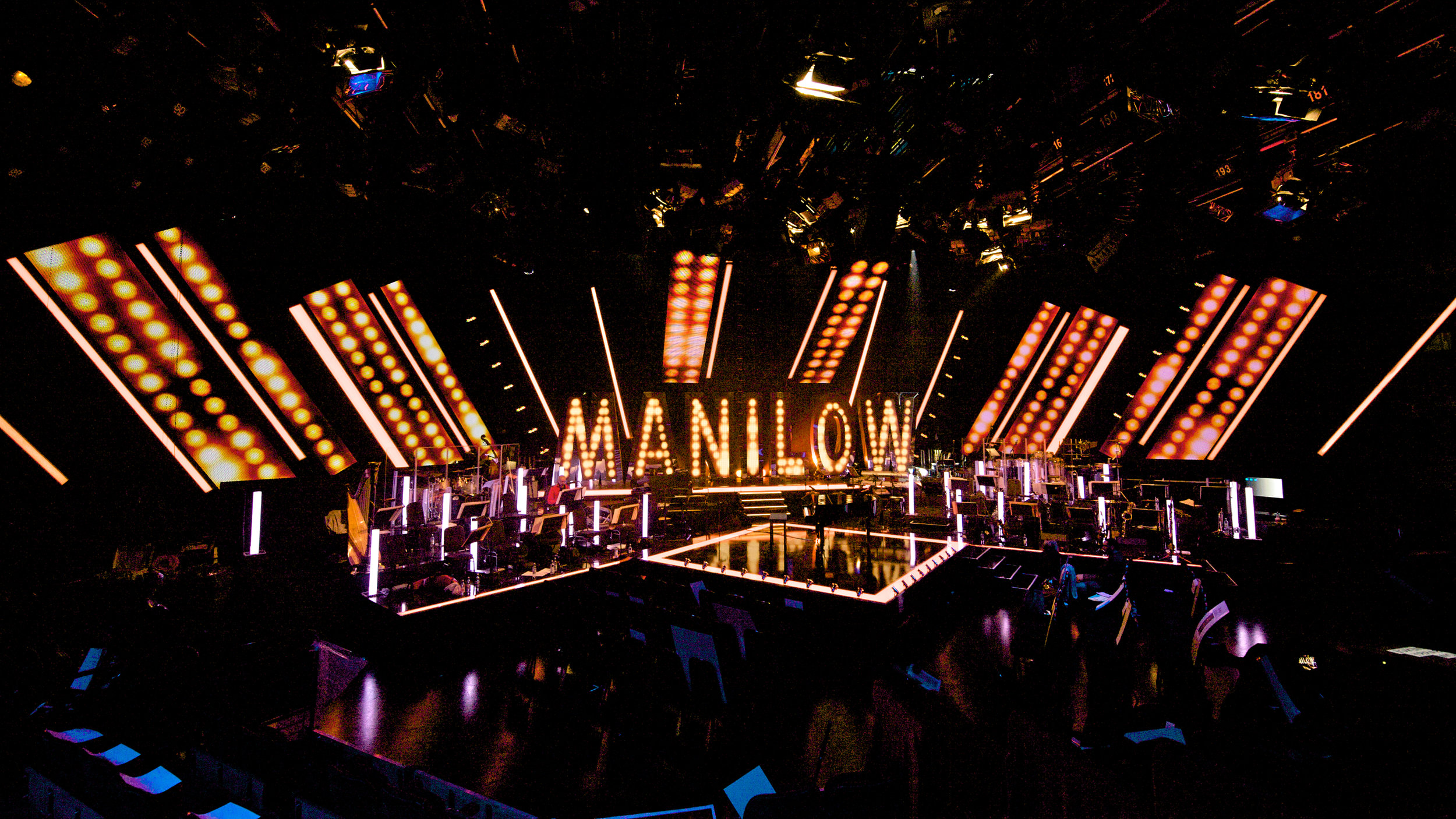 BARRY MANILOW MUSIC SPECIAL