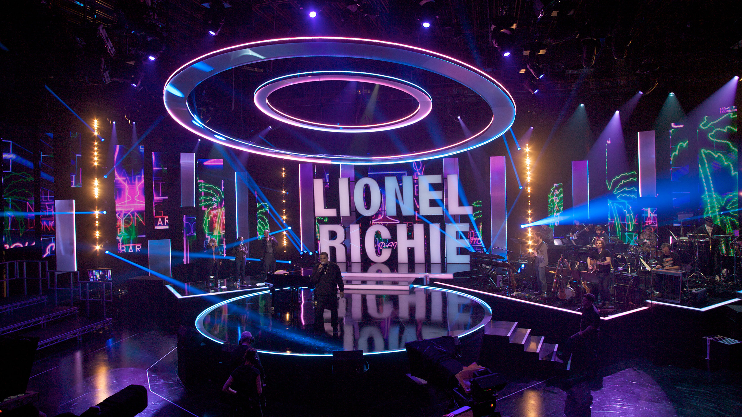 LIONEL RITCHIE MUSIC SPECIAL