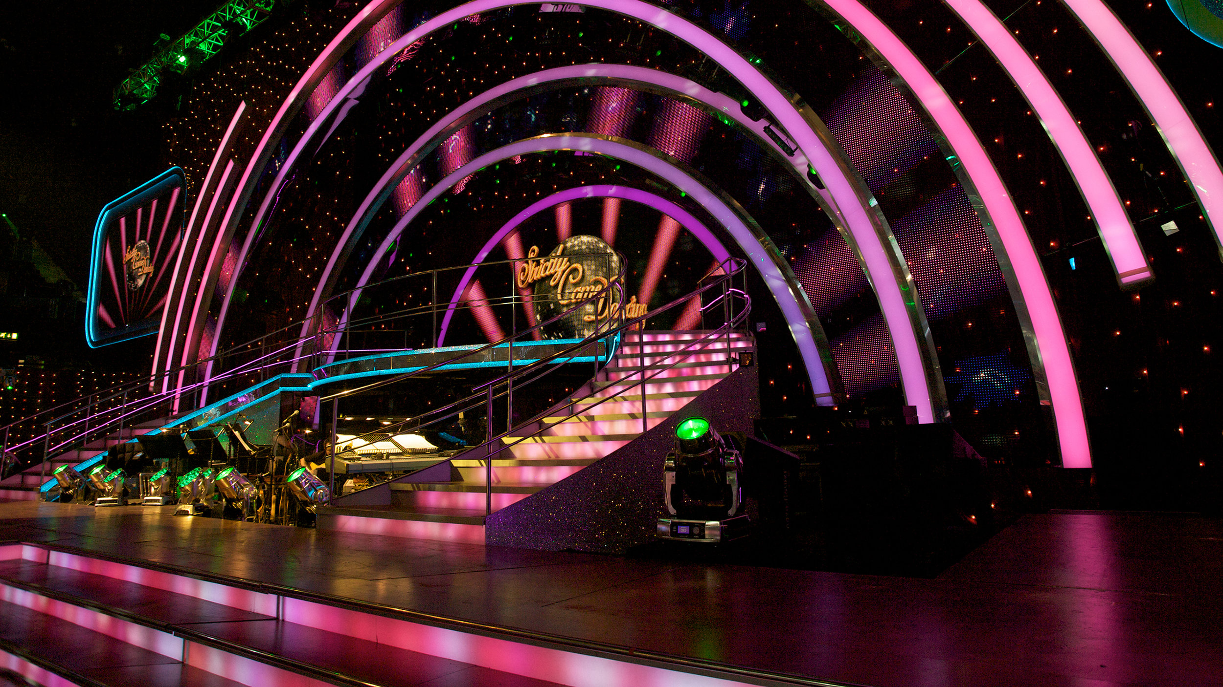 STRICTLY COME DANCING WEMBLEY