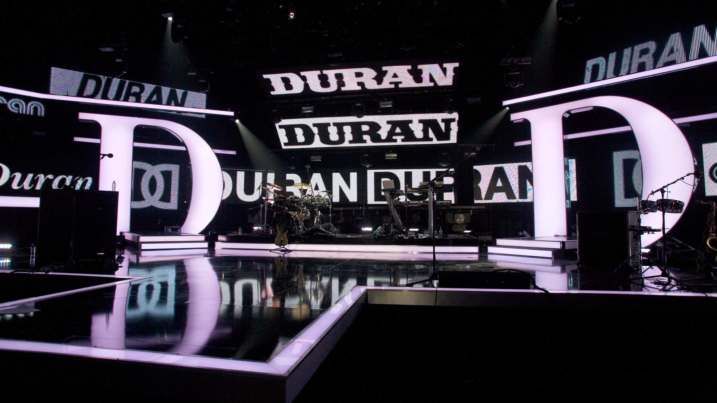 DURAN DURAN MUSIC SPECIAL