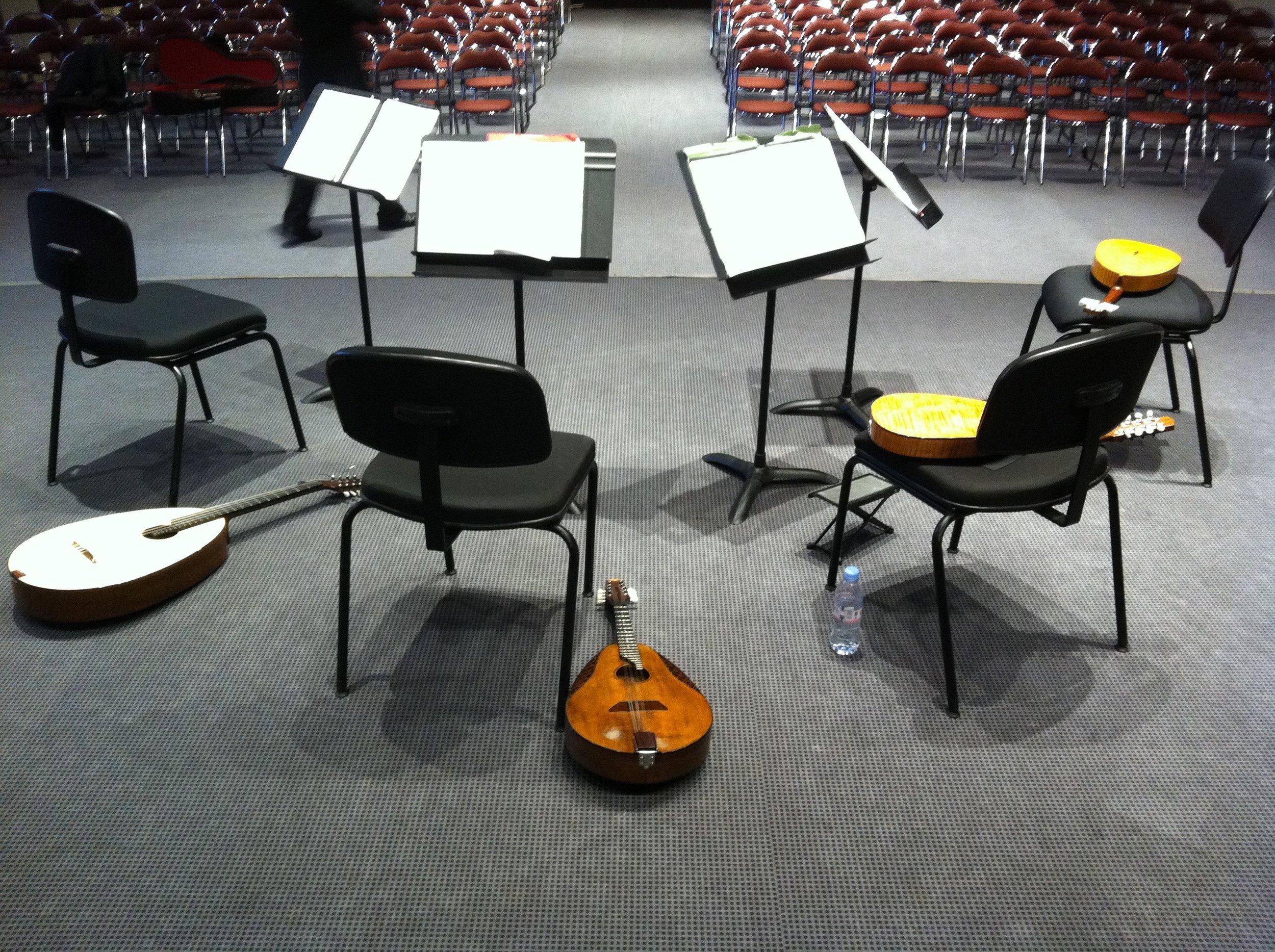 Kerman Mandolin Quartett -