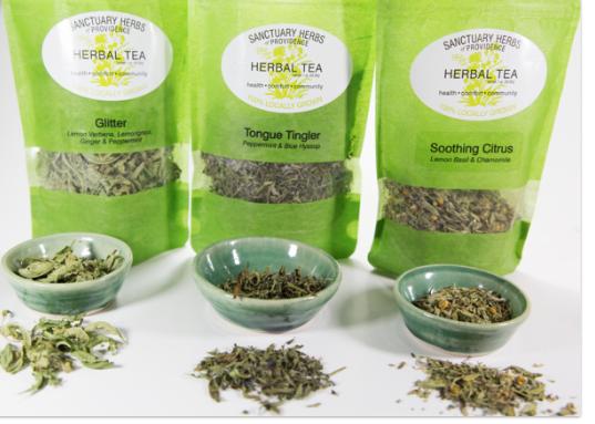 Herbal Tea  Sanctuary Herbs of Providence
