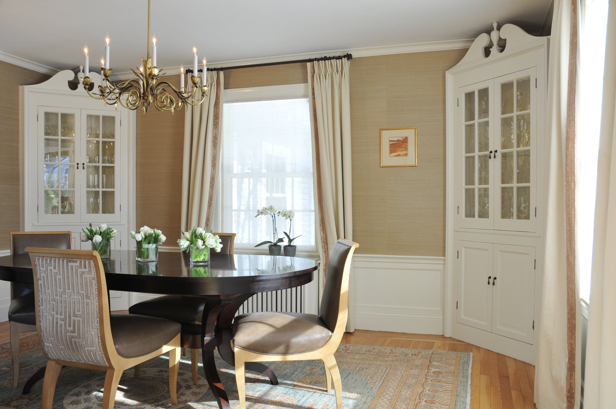 Dining Table with China Cabinets.jpg