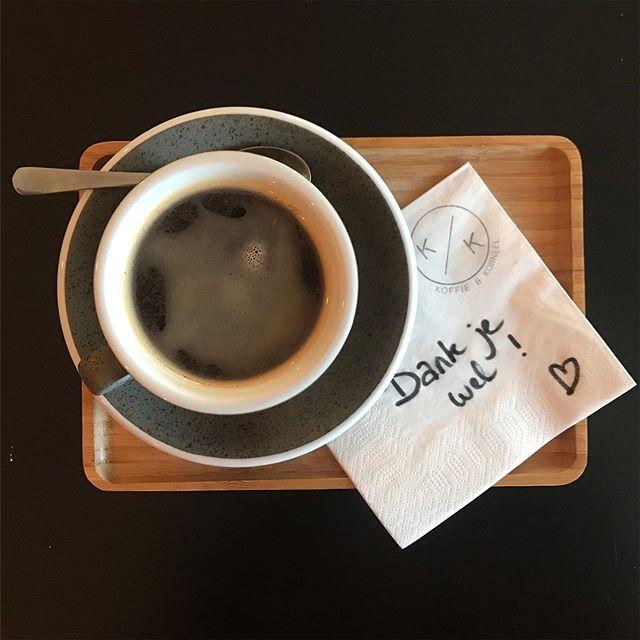 Volgende week woensdag kunnen jullie voor de laatste keer komen koffie drinken en lunchen bij Koffie & Korneel. Vanaf oktober kan je nog steeds komen brunchen op elke eerste zondag van de maand en kan je bij ons terecht voor catering. Dankjewel lieve koffiedrinkers, voor al jullie warmte, liefde en ondersteuning op woensdag. Je kan mij vanaf dan op woensdag bij mijn 2 heerlijke zoontjes vinden. ❤️ Liefs Anne #beslissingen #koffie #barista #hoboken