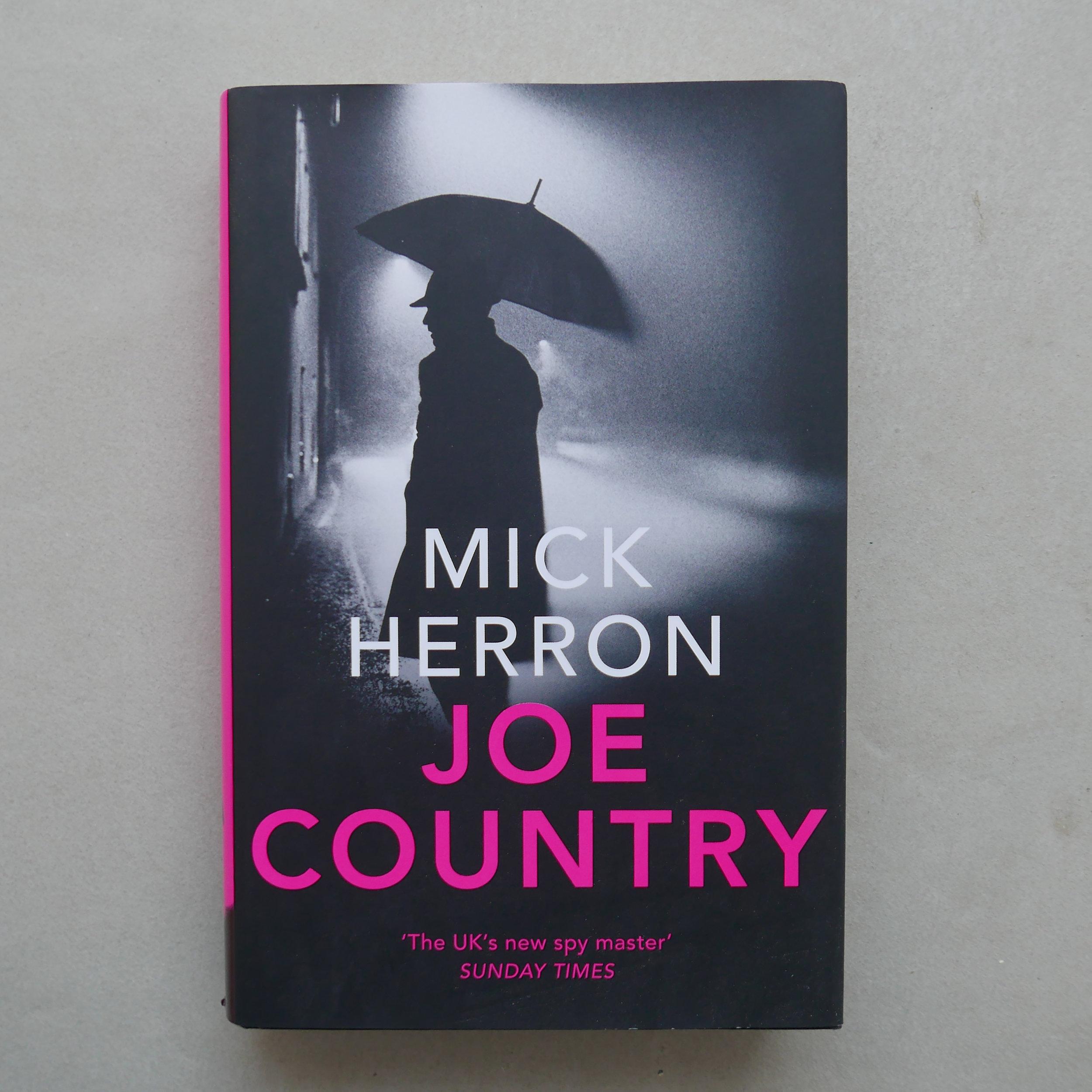 Joe Country - Mick Herron