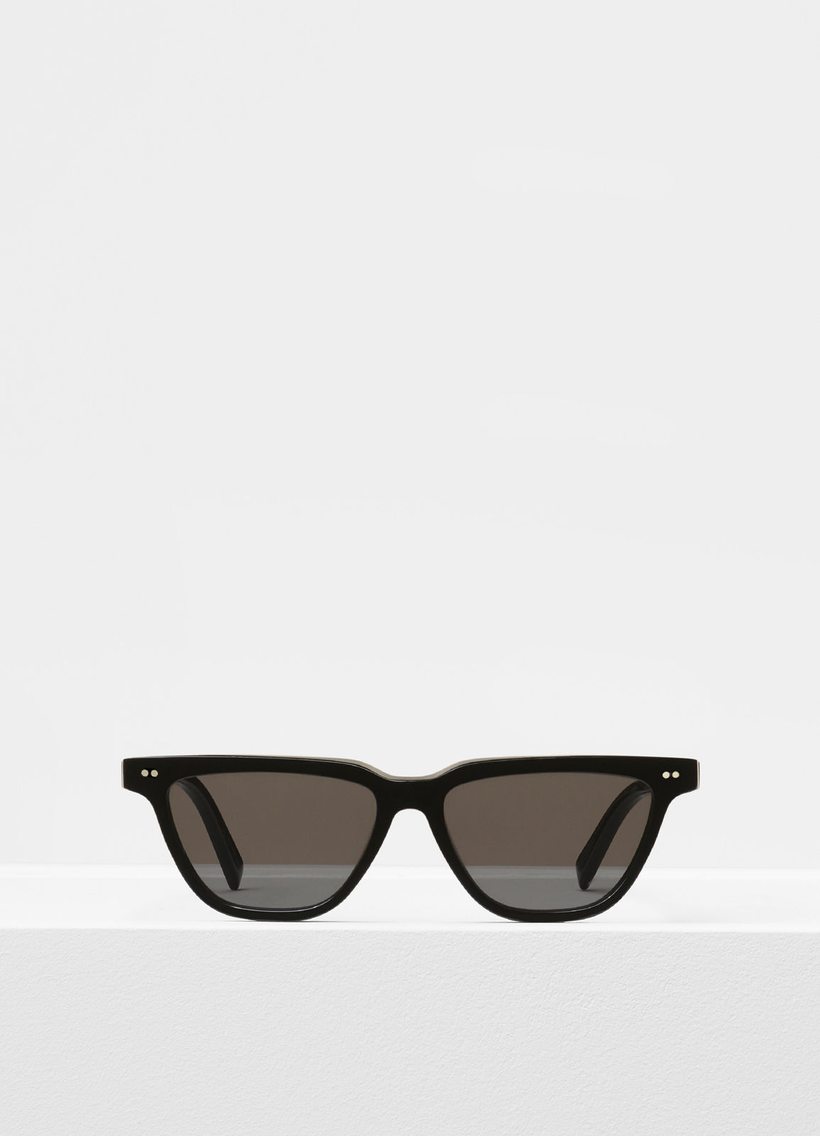 CELINE- CL40023I Sunglasses  £250 (Sold out)  COLOUR: Black  CATEGORY SUN  MATERIAL Combination  SHAPE Cat Eye