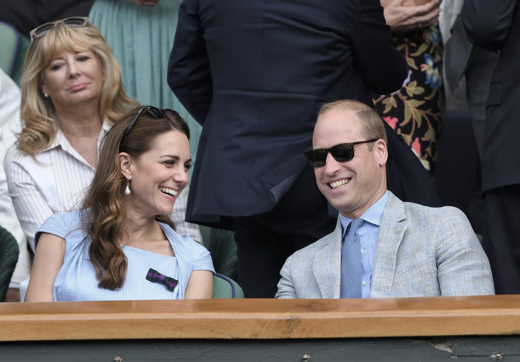 Prince William wearing the L.G.R Suez sunglasses, available at The Eye Establishment