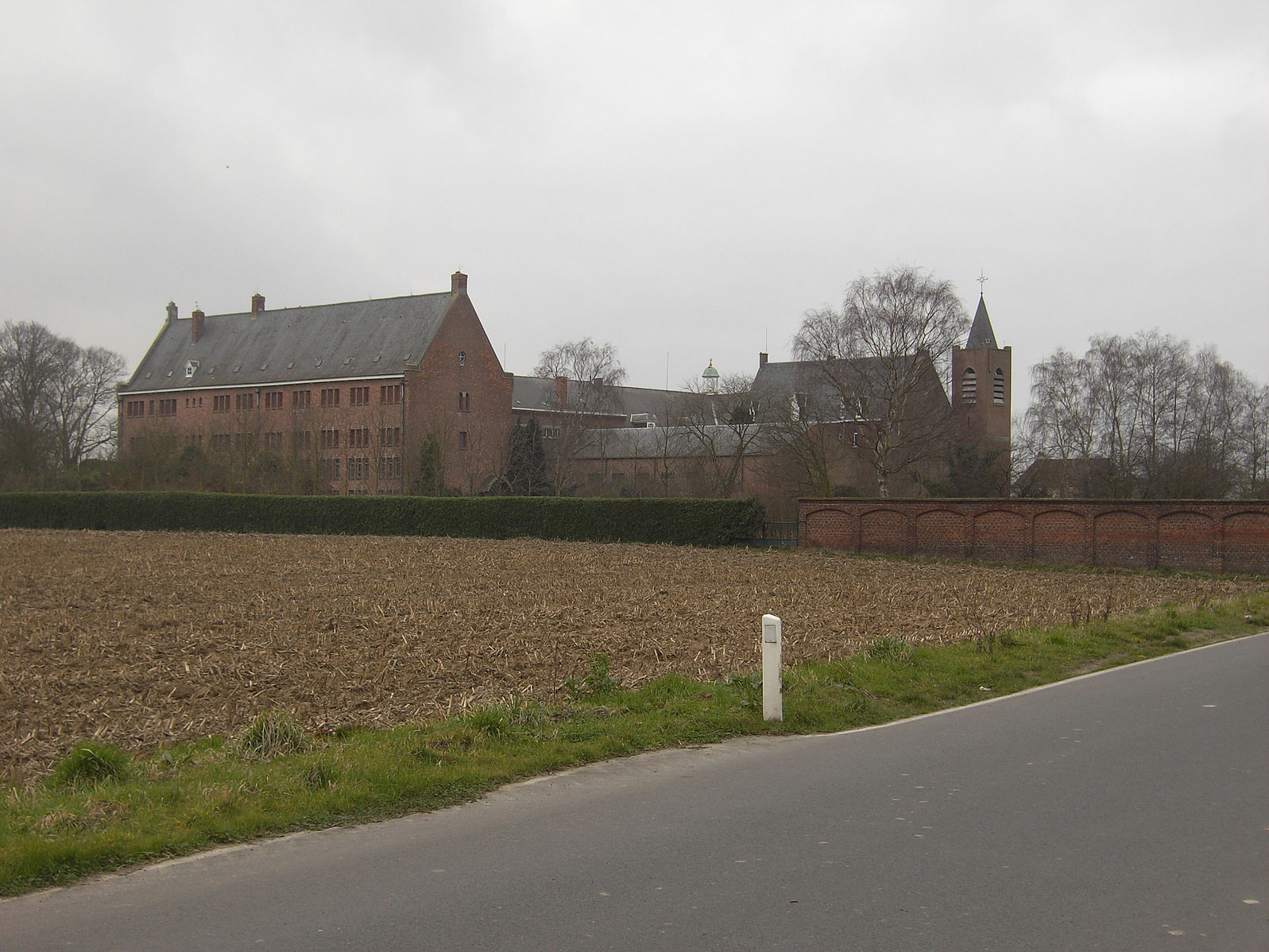 Affligem Abbey. By Spotter2 - Own work, CC BY-SA 3.0,  https://commons.wikimedia.org/w/index.php?curid=3612364