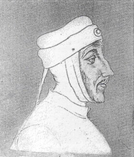 Louis of Male, Count of Flanders.  Anonymous Unknown author [Public domain]