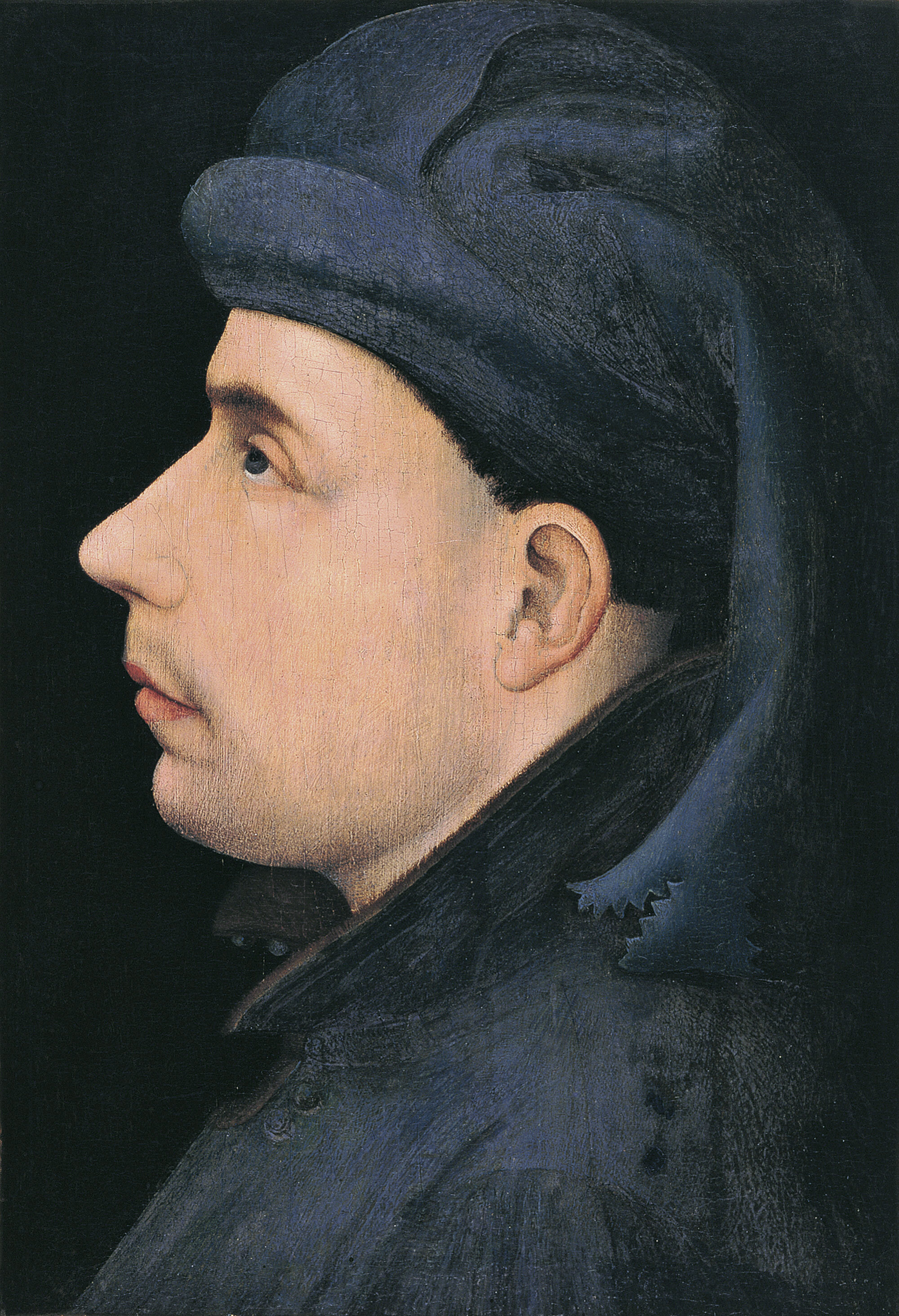 Wenceslaus of Bohemia, Duke of Luxembourg,  by Unidentified painter - http://www.museothyssen.org/thyssen/ficha_obra/454, Public Domain,  https://commons.wikimedia.org/w/index.php?curid=8126528