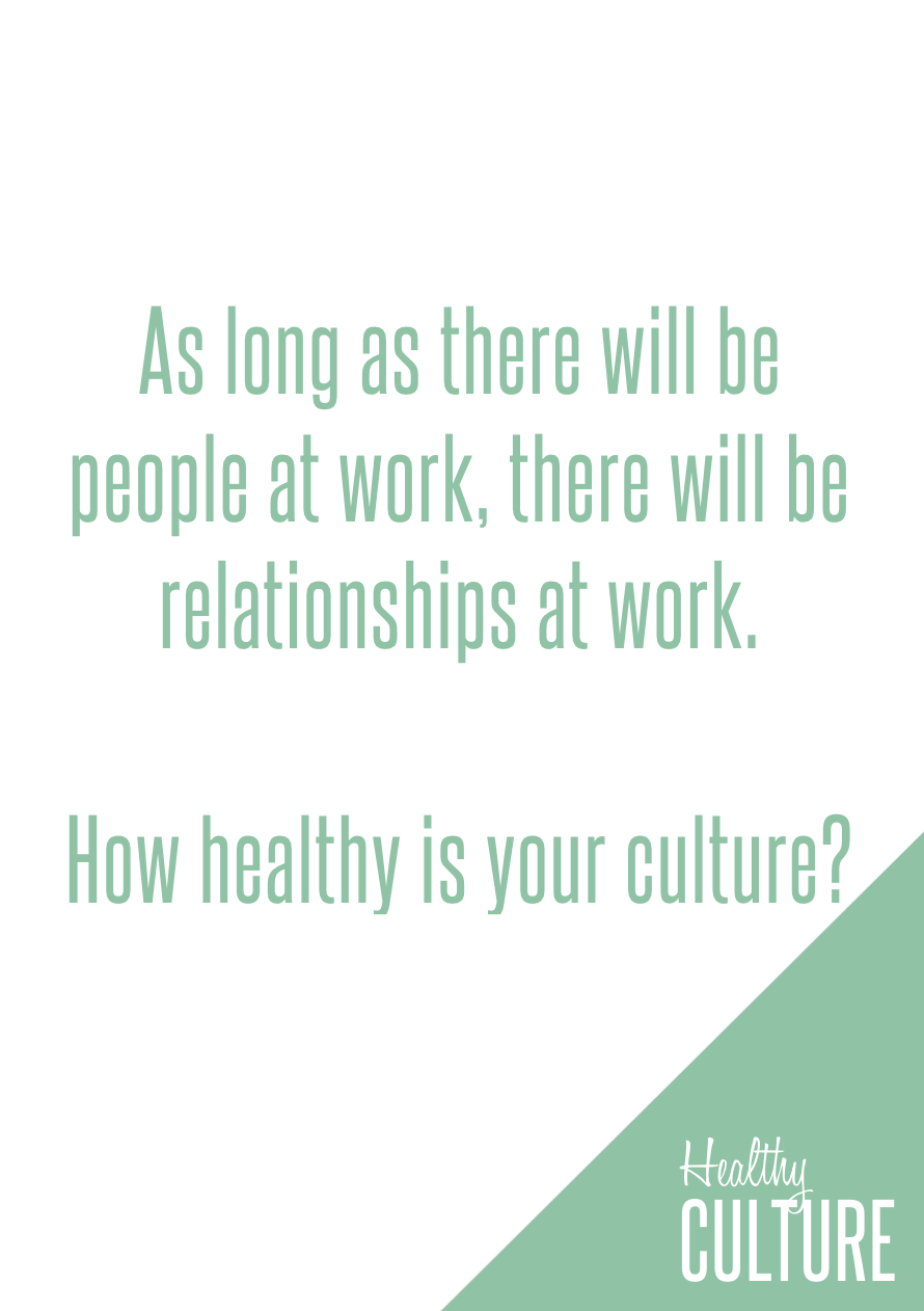 Healthy Culture