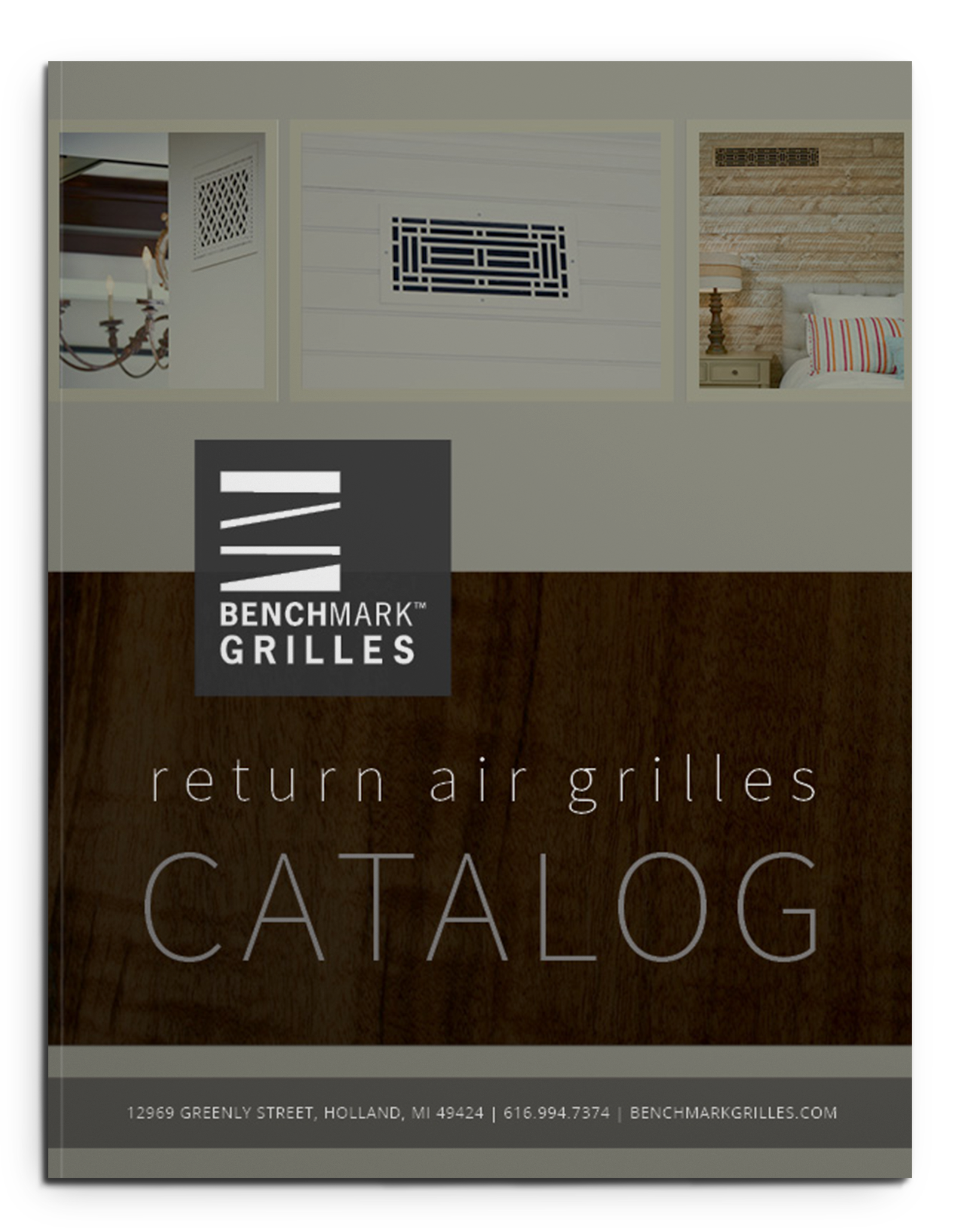 grilles catalog cover