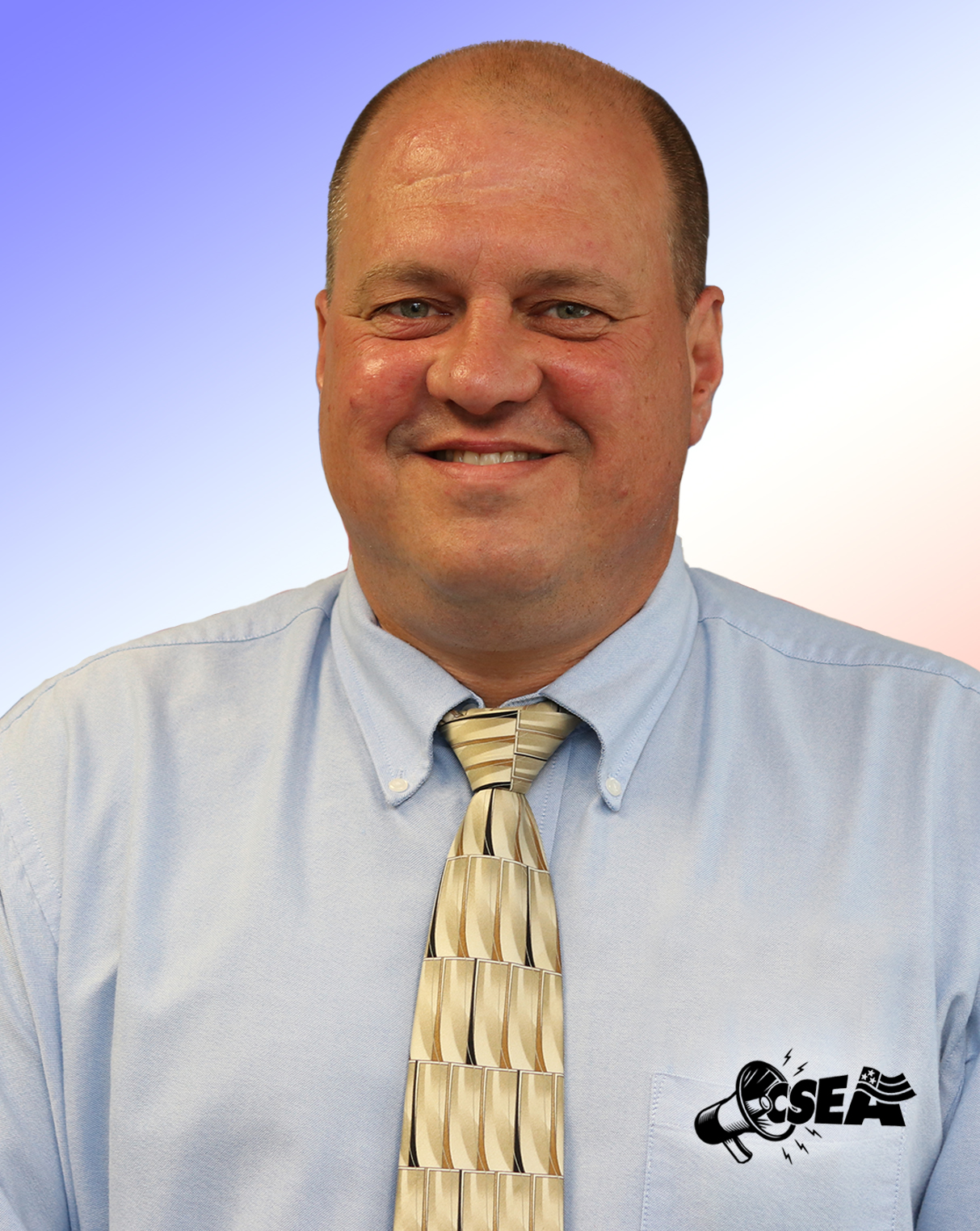 GlenTuifel - CSEA Local 830 Vice President