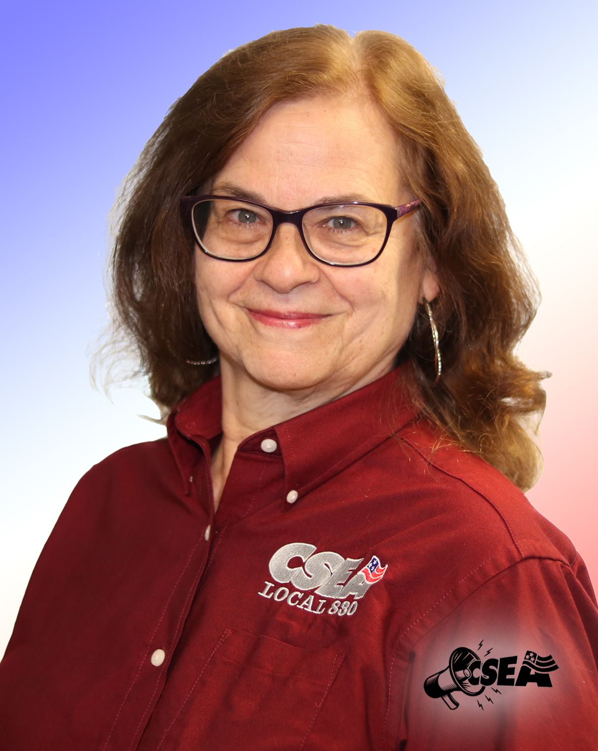 Nancy Ianson - CSEA Local 830 Secretary • Human Services Unit President