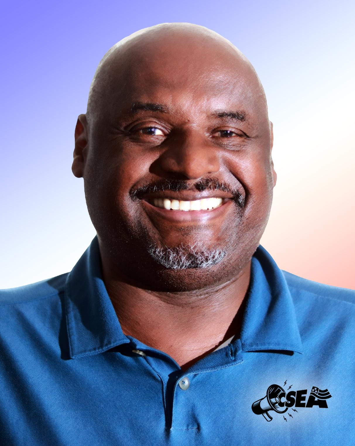 KelvinLewis - CSEA Local 830 Vice President
