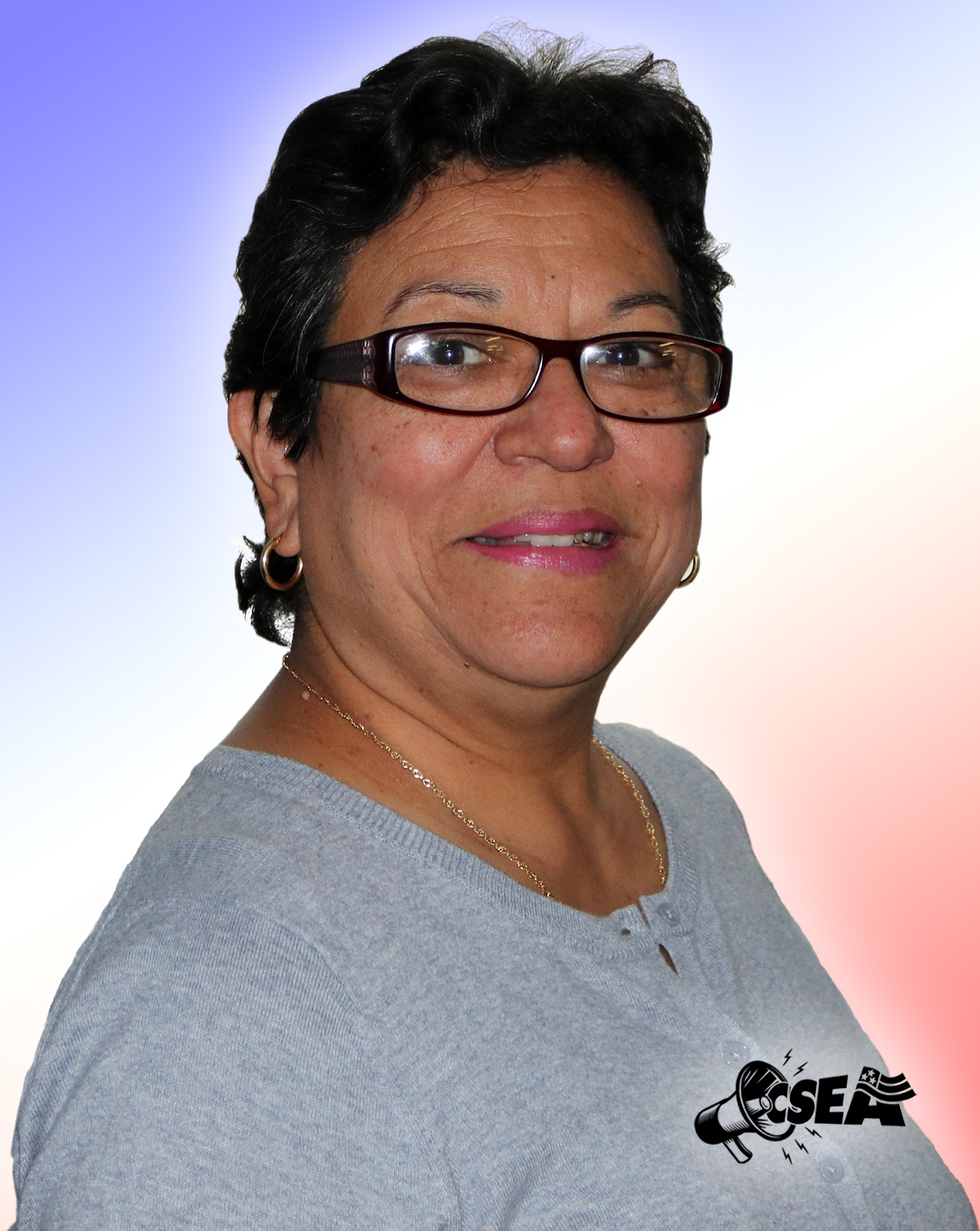 AnaO'Gorman - CSEA Local 830 Vice President • Nassau Community College Unit President