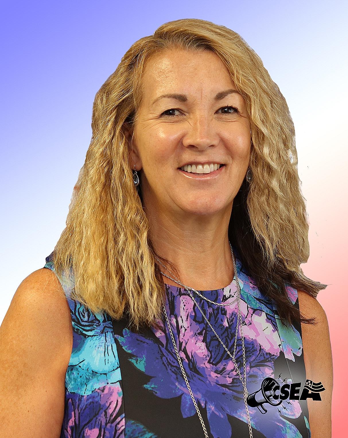 SueChodkowski - CSEA Local 830 Treasurer