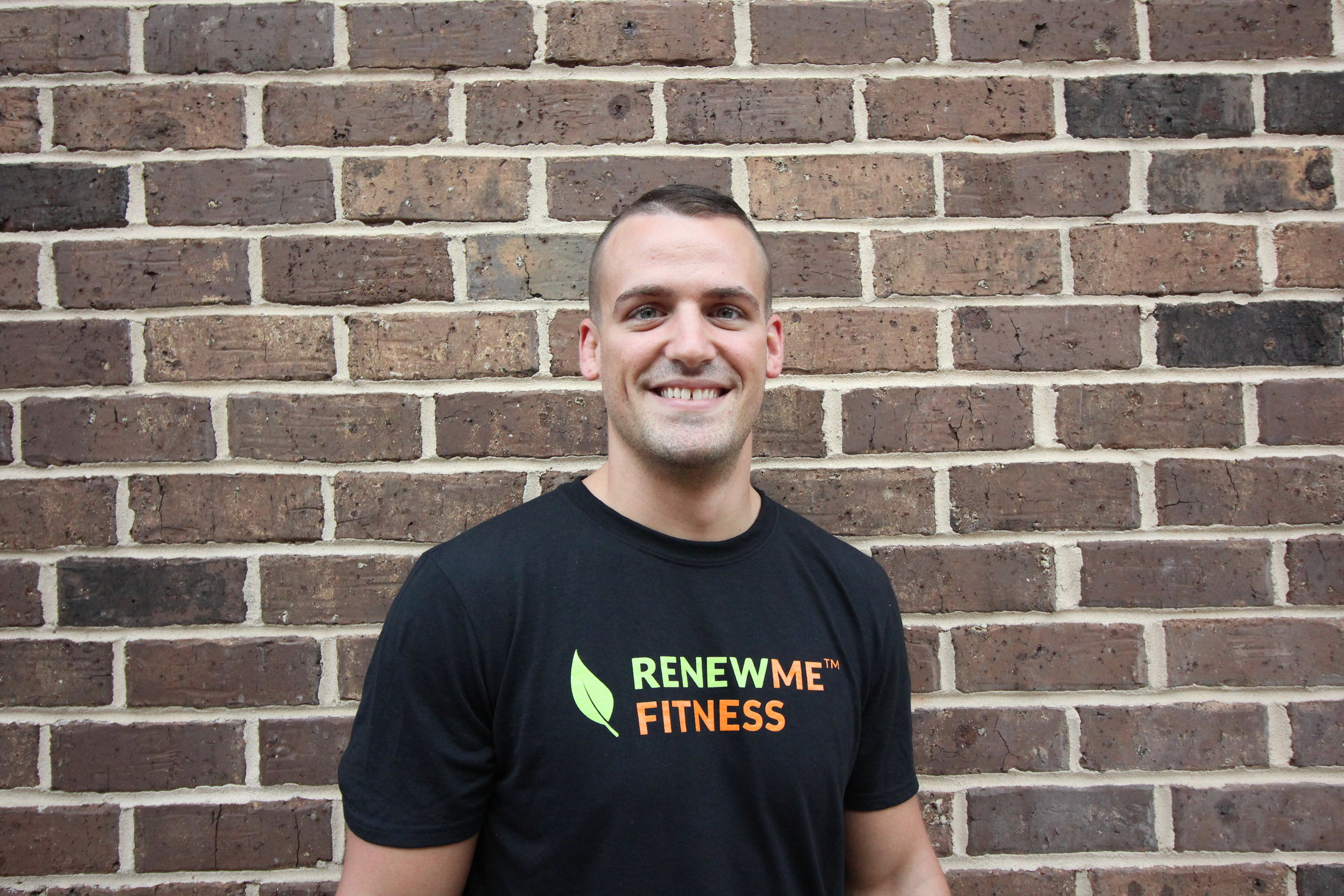 Copy of Dr. Dan Reed, RenewMe Fitness personal trainer