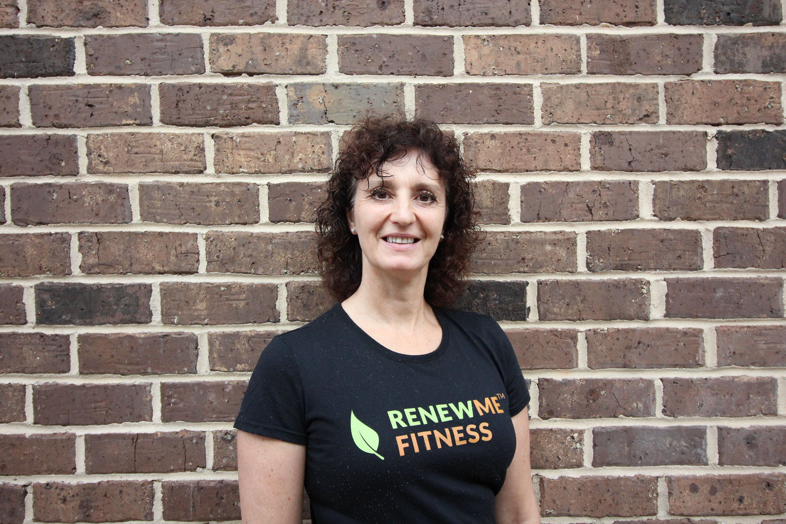 Andrea, RenewMe Fitness personal trainer