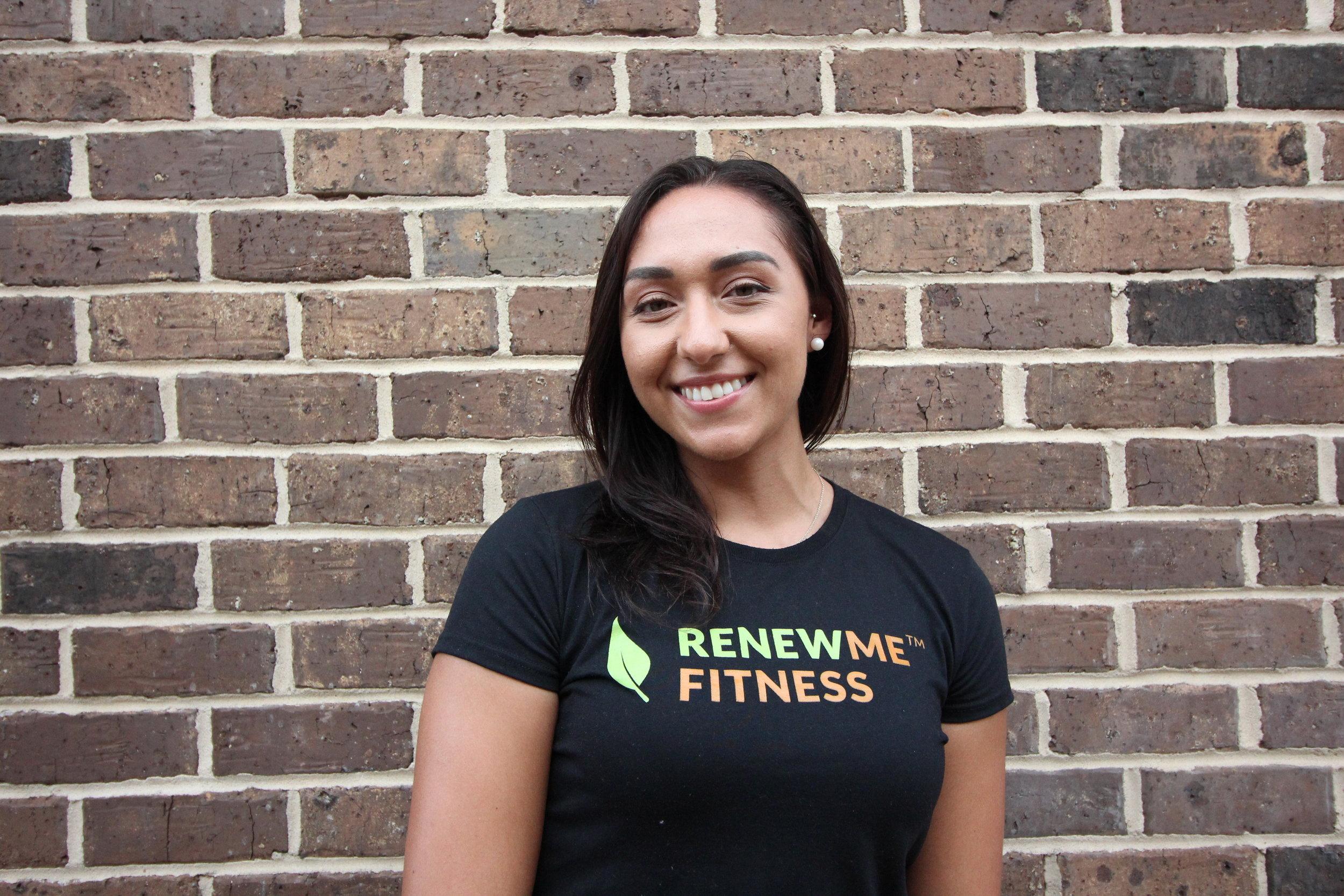 Mina, RenewMe Fitness Personal Trainer