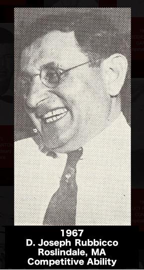 D. JOSEPH RUBBICCO