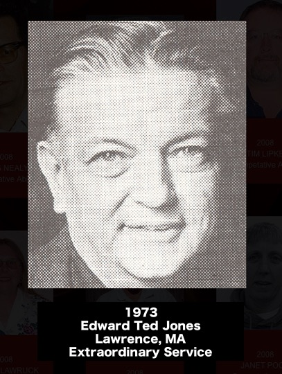 EDWARD 'TED' JONES