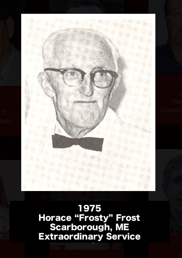 HORACE 'FROSTY' FROST