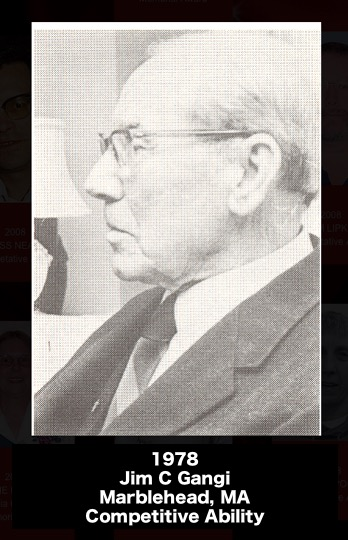 JIM C. GANGI