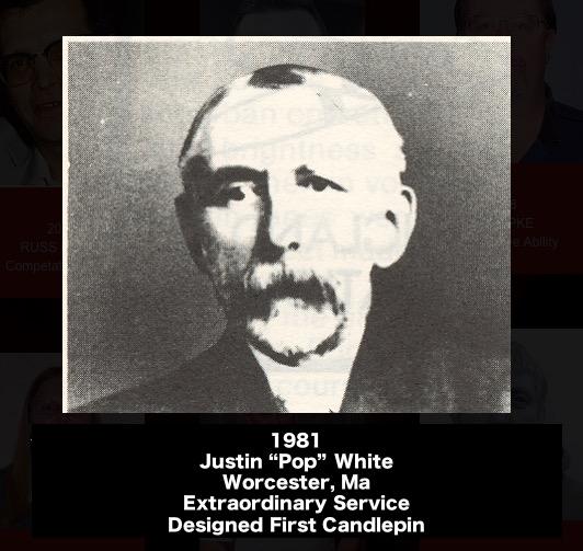 JUSTIN 'POP' WHITE