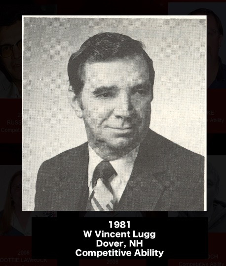 W. VINCENT LUGG