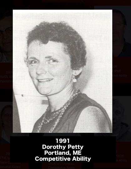 DOROTHY PETTY