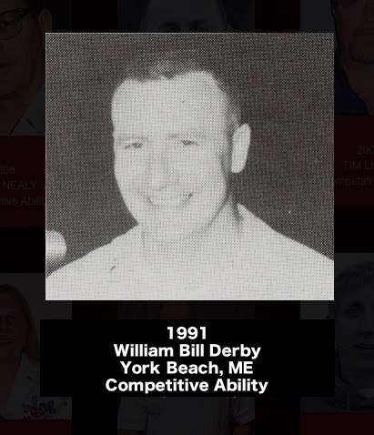 WILLIAM 'BILL' DERBY