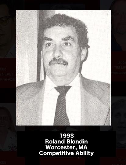 ROLAND BLONDIN
