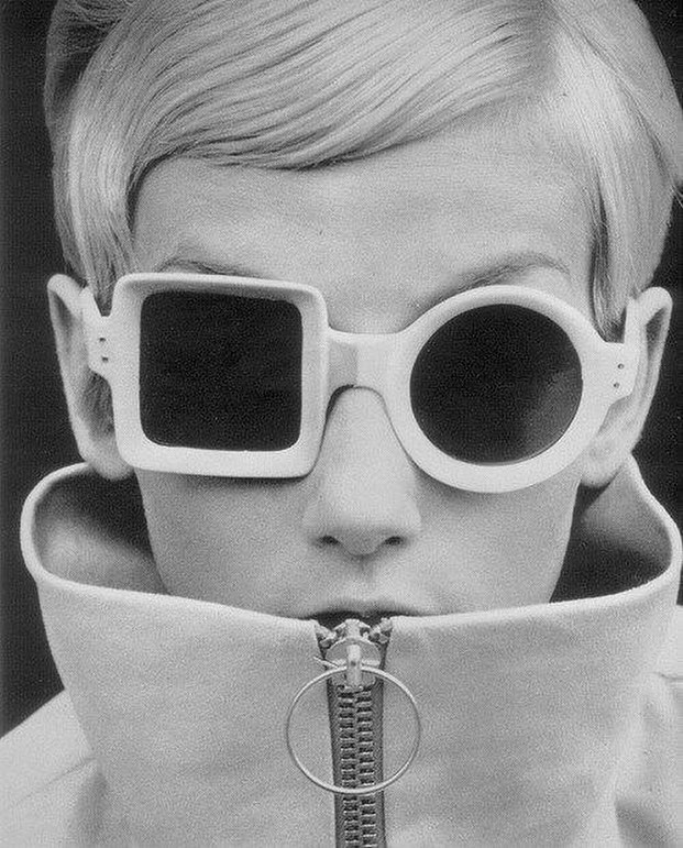 Fashion came a long way.  Trend from the 60s. • • • #Sunglasses #vintage #retro #1960s #1960sfashion #midcentury #square #round #glasses #trendy  #style #styleblogger #trending #trendingnow #british #loud